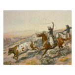 TEE Cattle Drive Poster