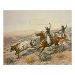 TEE Cattle Drive Posters