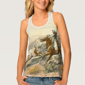 TEE Cattle Drive Tank Top