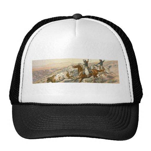 TEE Cattle Drive Trucker Hat