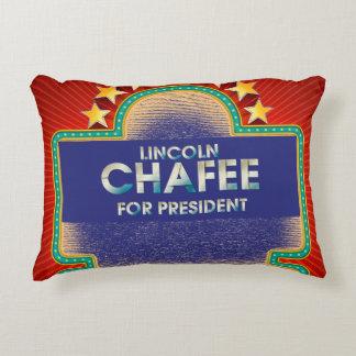 TEE Chafee 2016 Decorative Pillow