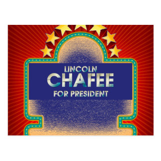 TEE Chafee 2016 Postcard
