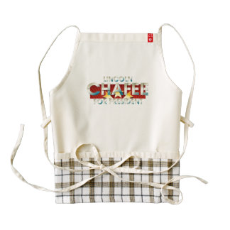 TEE Chafee 2016 Zazzle HEART Apron
