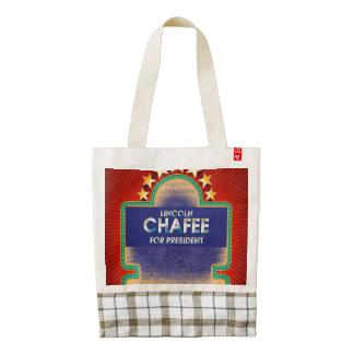 TEE Chafee 2016 Zazzle HEART Tote Bag