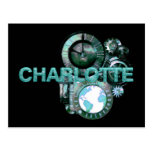TEE Charlotte Post Cards