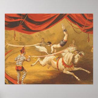 TEE Circus Act Poster
