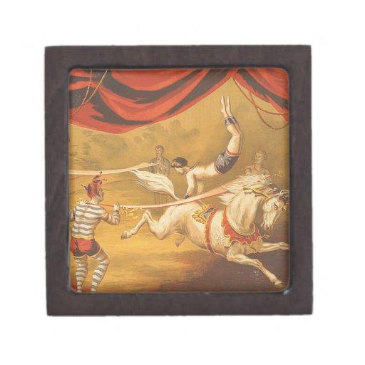 TEE Circus Act Premium Trinket Boxes