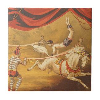 TEE Circus Act Tile