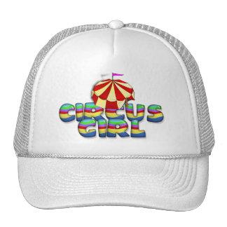 TEE Circus Girl Trucker Hat