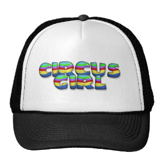 TEE Circus Girl Trucker Hat