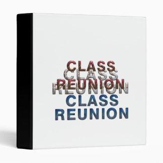 TEE Class Reunion Binder