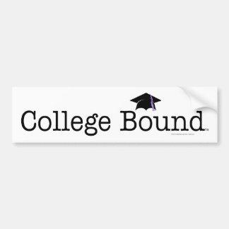 TEE College Bound Bumper Stickers