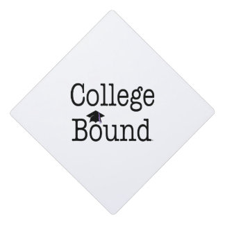 TEE College Bound Graduation Cap Topper