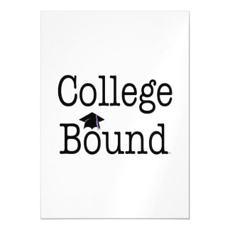 TEE College Bound Magnetic Card