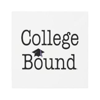 TEE College Bound Metal Photo Print