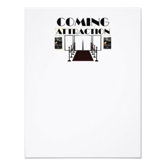 TEE Coming Attraction Card