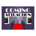 TEE Coming Attraction Cards