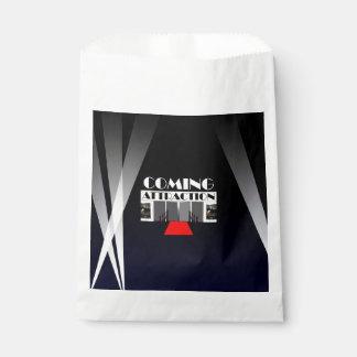 TEE Coming Attraction Favor Bag