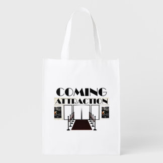 TEE Coming Attraction Grocery Bag