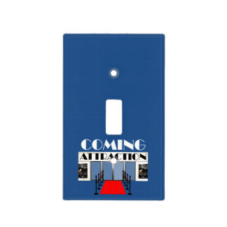 TEE Coming Attraction Light Switch Cover