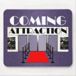 TEE Coming Attraction Mouse Pad