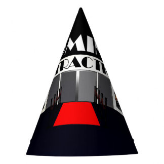 TEE Coming Attraction Party Hat