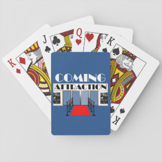 TEE Coming Attraction Playing Cards