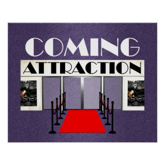 TEE Coming Attraction Poster