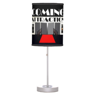 TEE Coming Attraction Table Lamp