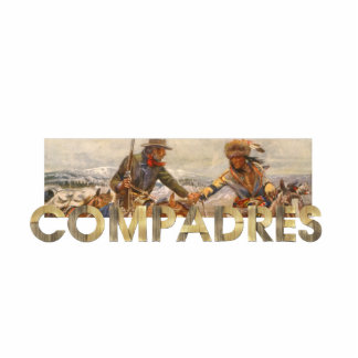 TEE Compadres Cutout