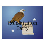 TEE Constitution Party Posters