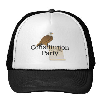 TEE Constitution Party Trucker Hat