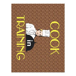 TEE Cook in Training Custom Flyer