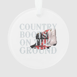 TEE Country Boots