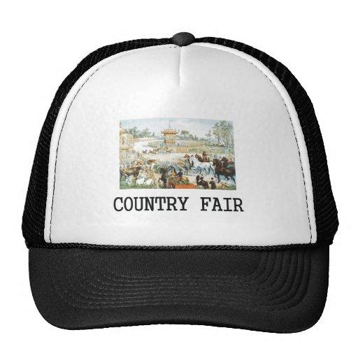 TEE Country Fair Hats