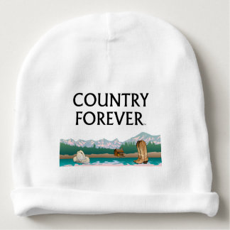 TEE Country Forever Baby Beanie