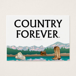 TEE Country Forever Business Card