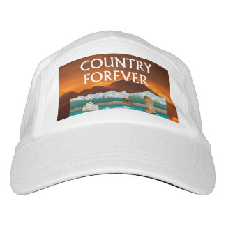 TEE Country Forever Headsweats Hat
