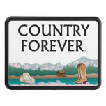 TEE Country Forever Hitch Cover