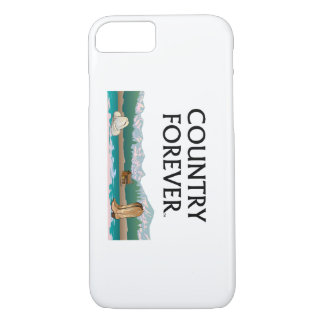 TEE Country Forever iPhone 7 Case