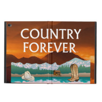 TEE Country Forever Powis iPad Air 2 Case