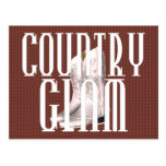 TEE Country Glam Postcards