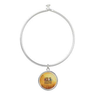 TEE Country Line Dance Bangle Bracelet