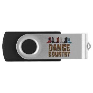 TEE Country Line Dance Flash Drive