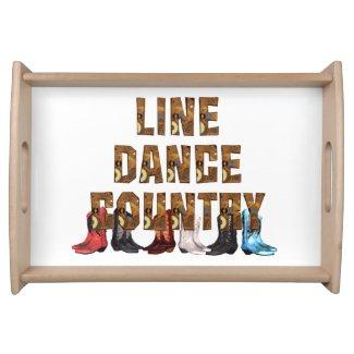 TEE Country Line Dance