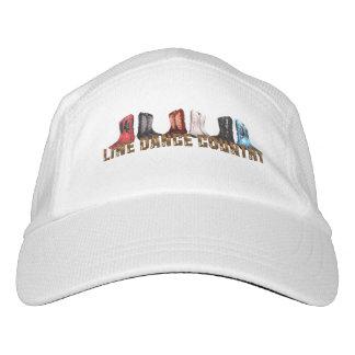 TEE Country Line Dance Headsweats Hat