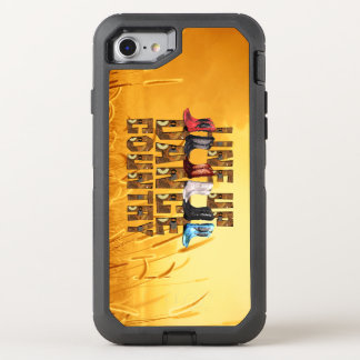 TEE Country Line Dance OtterBox Defender iPhone 8/7 Case