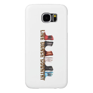 TEE Country Line Dance Samsung Galaxy S6 Case