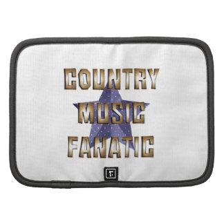 TEE Country Music Fanatic Folio Planners