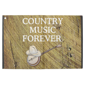 "TEE Country Music Forever iPad Pro 12.9"" Case"